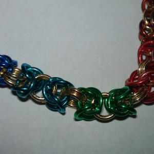 Chain Maille: Byzantine