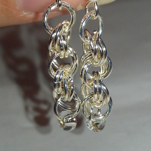 Chain Maille: Double Spiral