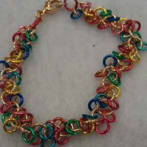 Chain Maille: Shaggy Loops